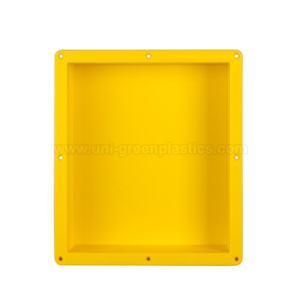 16'' × 14'' Yellow Shower Niche » UGRN1614