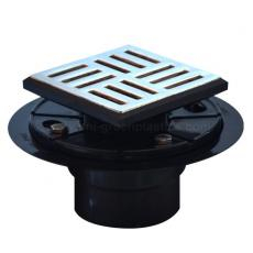 Neo style drain grate with ABS shower drain base - UGSD008-Neo