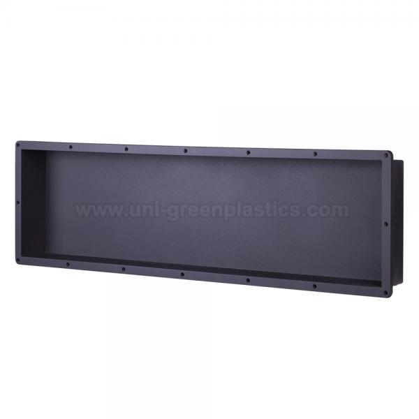 Rectangle 14'' × 50 '' ABS Plastic Shower Niche » UGRN1450