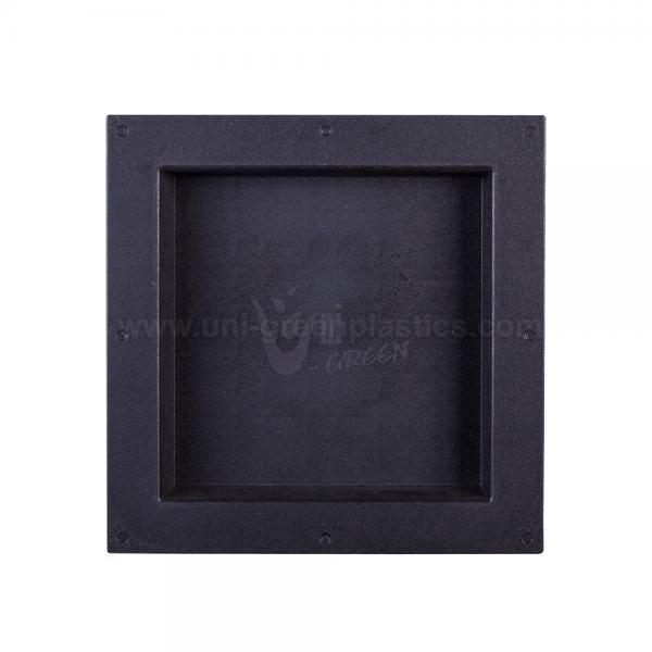 16'' × 16 '' Square ABS Plastic Shower Niche » UGSN1616-70