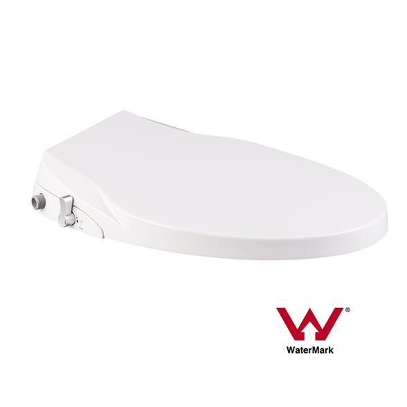 White V shape bidet seat for toilet » UGBWV01
