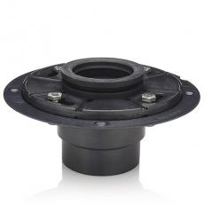 ABS Drain Base with Rubber Gasket - UGDB001